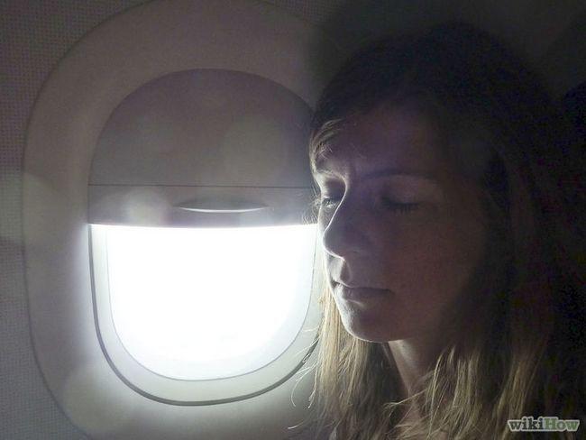 Imagen titulada estadía calma antes de un viaje en avión Paso 7