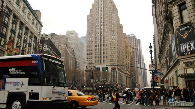 Cómo mover a nueva york