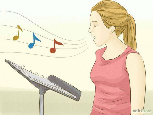 Cómo convertirse en un cantante