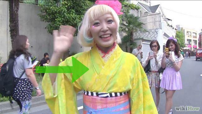 Cómo vestir en el estilo harajuku
