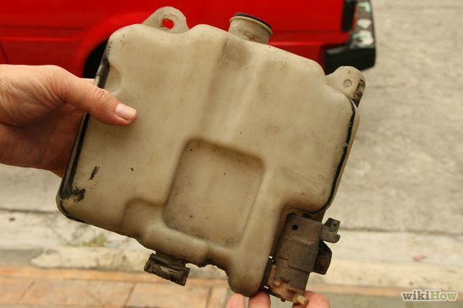 Solución de problemas del limpiaparabrisas bomba