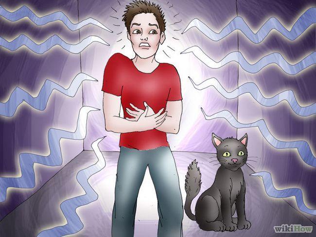 Tomando fantasmas de su casa
