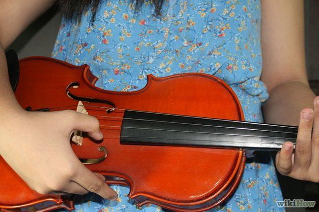 Cómo tocar el violín como un principiante