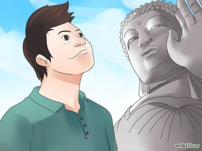 Cómo convertirse en un monje budista