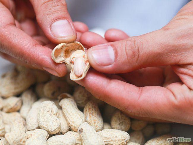 Imagen titulada asado cacahuetes Paso 7
