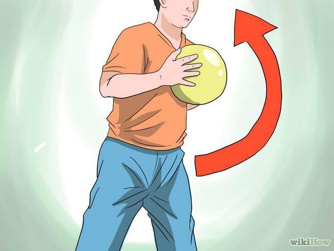 Imagen obra titulada sus abdominales mientras está de pie Paso 2Bullet2