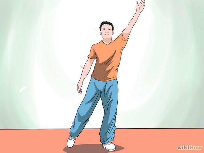 Imagen obra titulada sus abdominales mientras está de pie Paso 4Bullet1