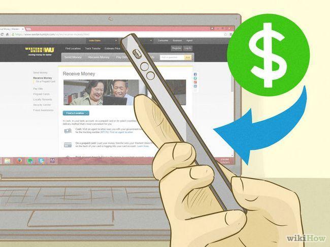 Imagen titulada Transferencia de dinero con Western Union Paso 11
