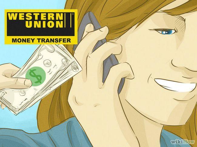 Imagen titulada Transferencia de dinero con Western Union Paso 5