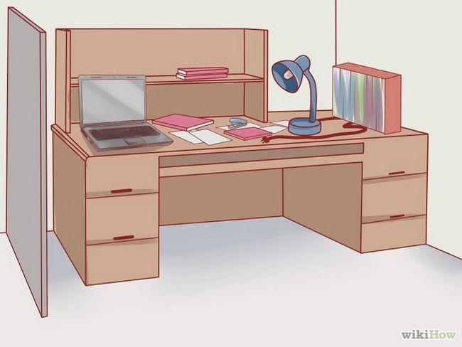 Cómo dar vuelta a su pequeña oficina en su santuario personal