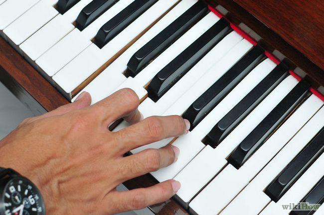 La transposición de la música doh para eb
