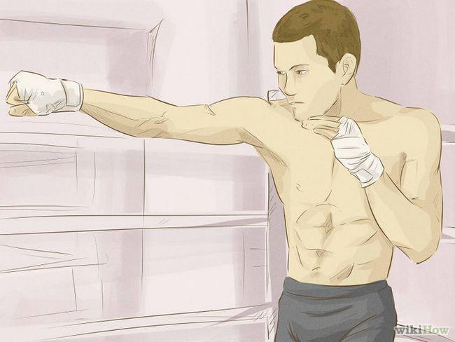 Cómo entrenar para el boxeo
