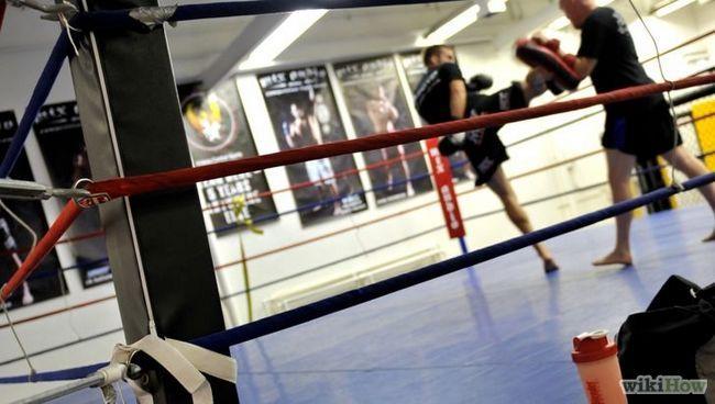 Cómo entrenar para luchar
