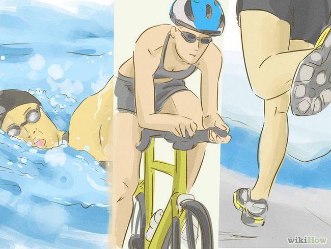 Cómo entrenar para un triatlón