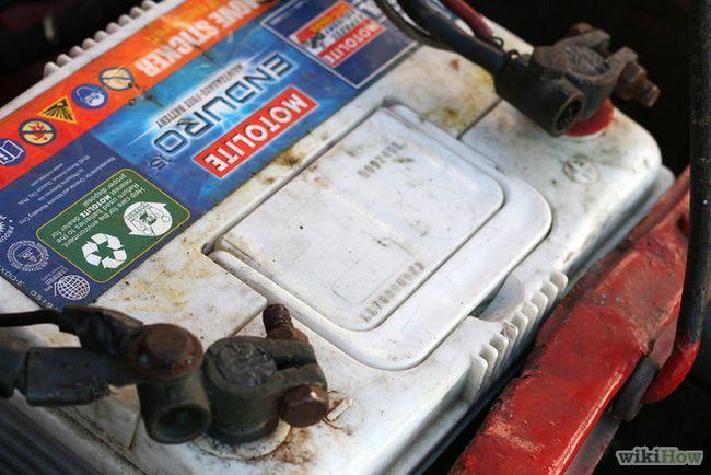 Sustitución de la batería del coche