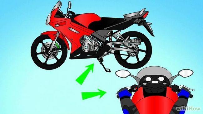 Cómo cambiar de marcha en una motocicleta