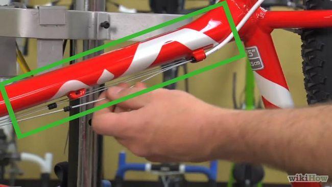 Sustitución del cable de freno de bicicleta
