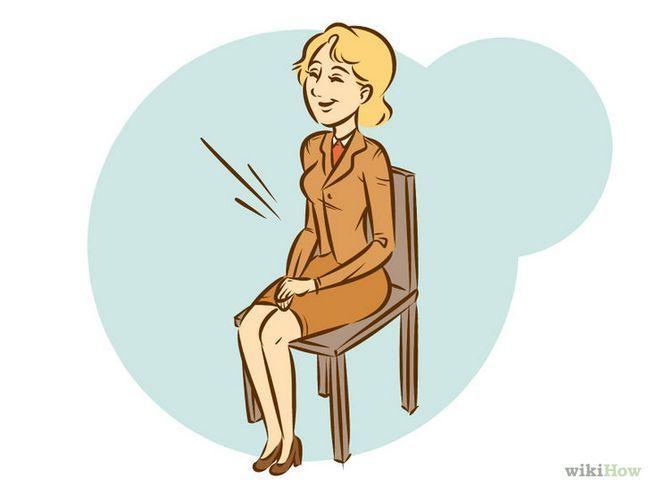 Usando el lenguaje corporal correcto en las entrevistas de trabajo