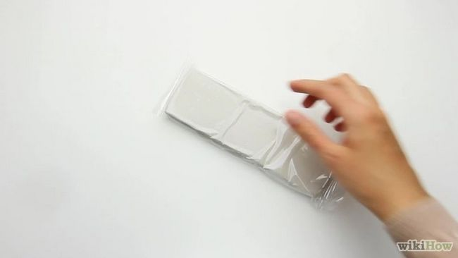 El uso de la arcilla de secado rápido