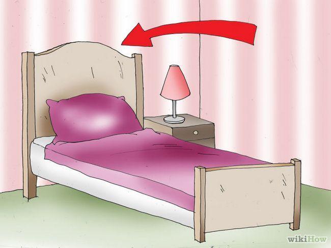 Usando el feng shui en el dormitorio