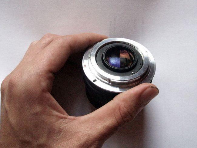 El uso de lentes m42 en una réflex digital canon eos