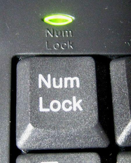Utilizando el teclado