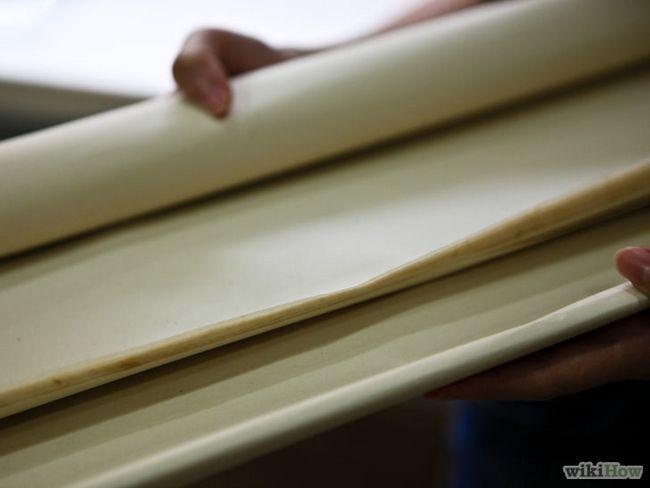 El uso de papel de pergamino en la cocina