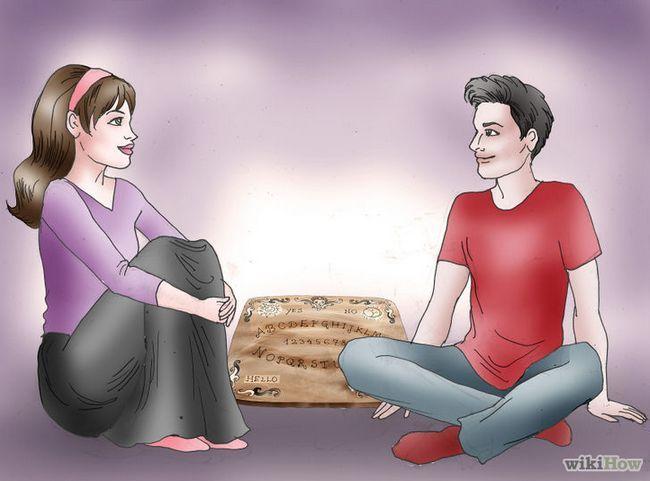 Cómo utilizar una tabla de ouija