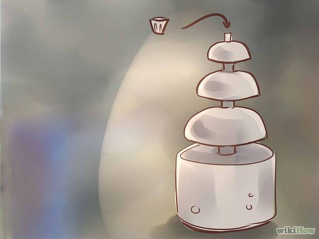 Imagen titulada Uso Fuente de Chocolate Paso 5