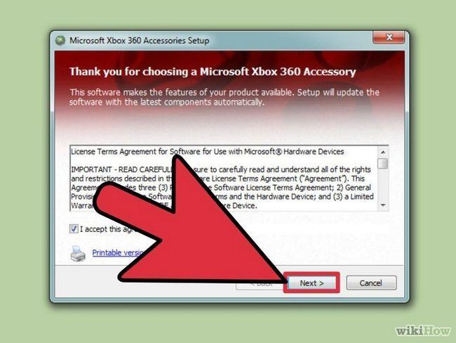 Cómo utilizar el control de su xbox 360 para windows