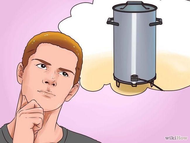 El uso de un ahumador eléctrico