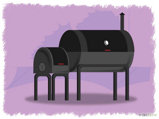 Cómo utilizar un fumador