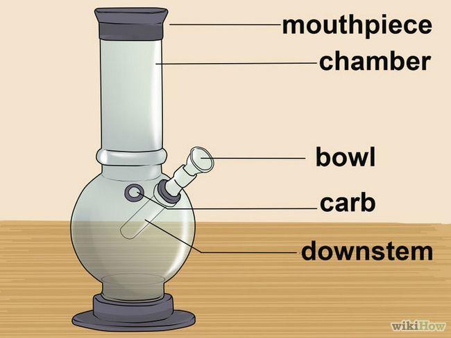 Cómo utilizar una pipa de agua