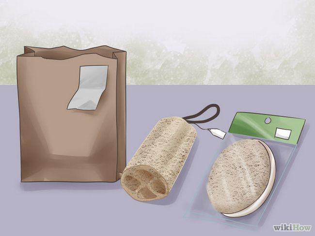 Cómo usar una esponja vegetal