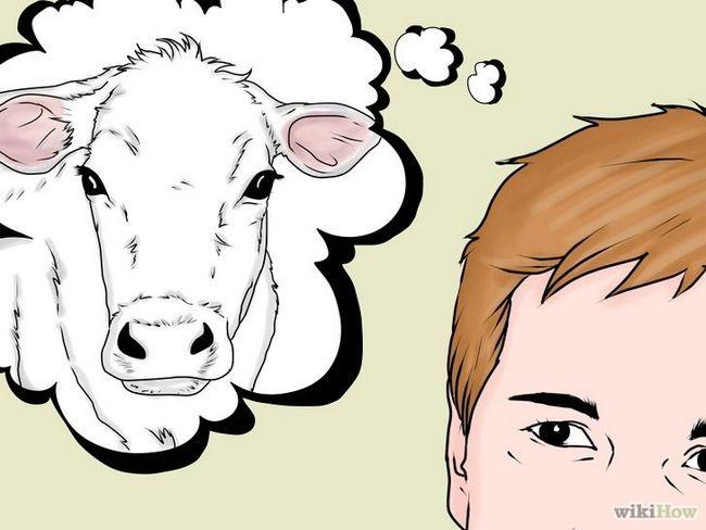 Cómo vacunar a una vaca
