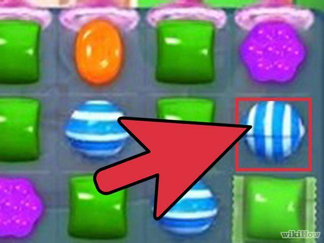 Cómo vencer a los niveles 77 en la saga candy crush