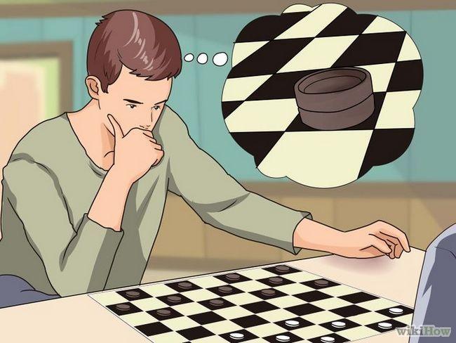 Como ganar un juego de damas