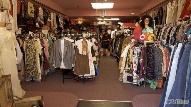 ¿Cómo vender ropa usada