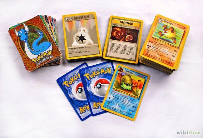 ¿Cómo vender sus tarjetas de pokémon