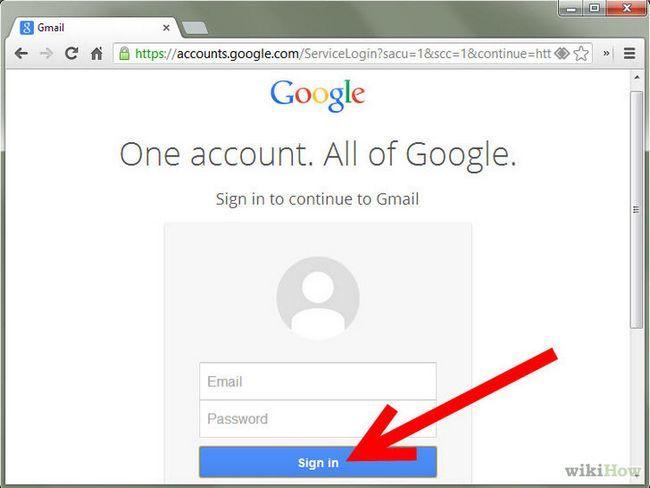 Cómo ver el historial de chat de una dirección de gmail