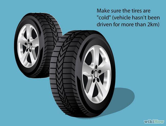 Imagen titulada Comprobar la presión de las ruedas Paso 1