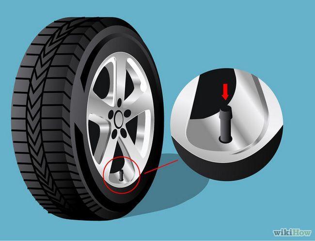 Imagen titulada Comprobar la presión de las ruedas Paso 6