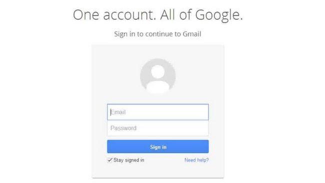 Consultar el correo electrónico usando gmail