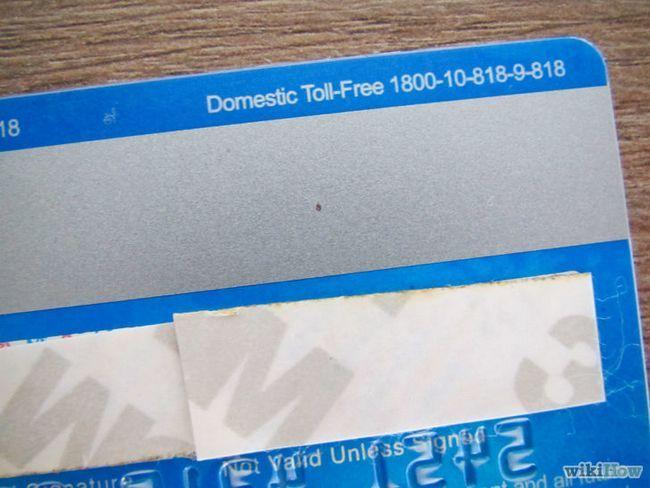 Comprobación del extracto de su tarjeta de crédito