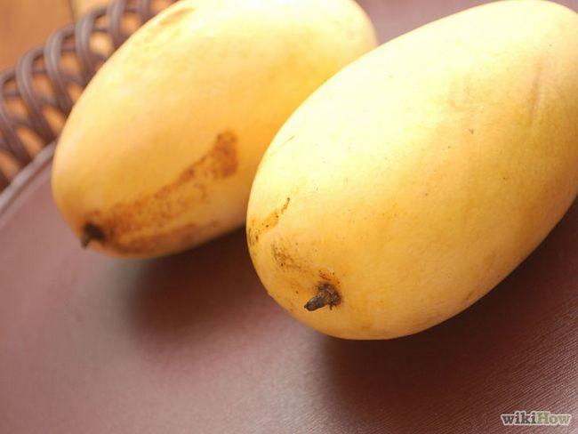 ¿Cómo comprobar si un mango está maduro