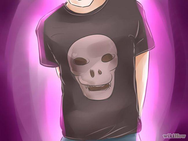 Cómo vestirse como gótico (para los hombres)