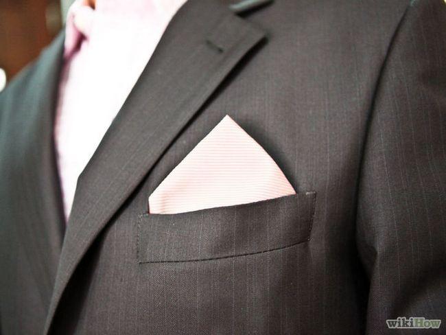 Como llevar un traje con elegancia