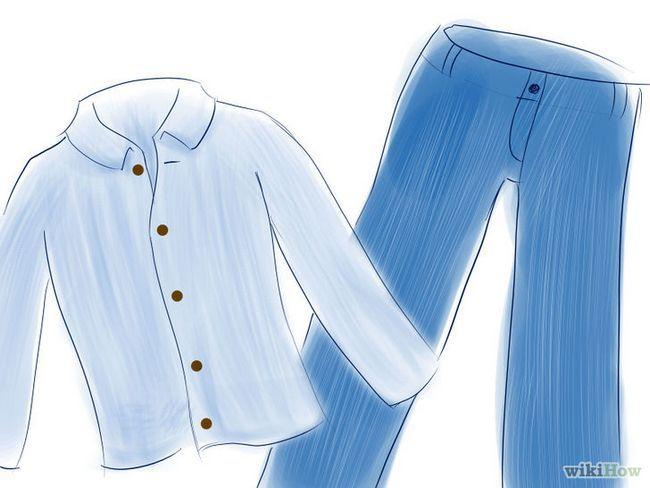 Como llevar una camisa de mezclilla