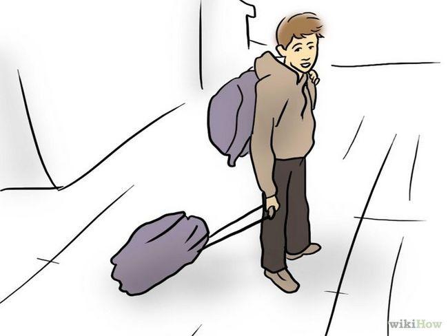 Cómo viajar sin gastar mucho