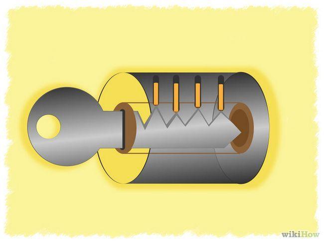 Cómo romper una cerradura
